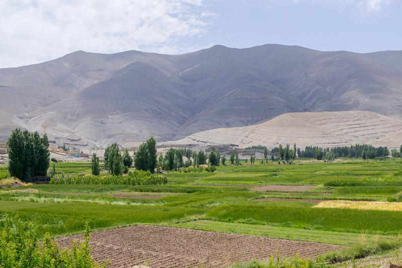 Projet pilote de préservation des terres cultivables